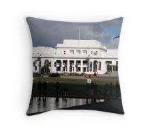 Old Parliament house Throw Pillow