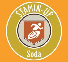 Stamin-Up Perk-A-Cola Label by Tyler Caputo