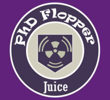 PHD Flopper Perk-A-Cola Label by TBoneCaputo