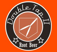 Double Tap II Perk-A-Cola Label by TBoneCaputo