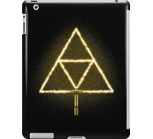 Triforce Sabre! (Gold) iPad Case/Skin