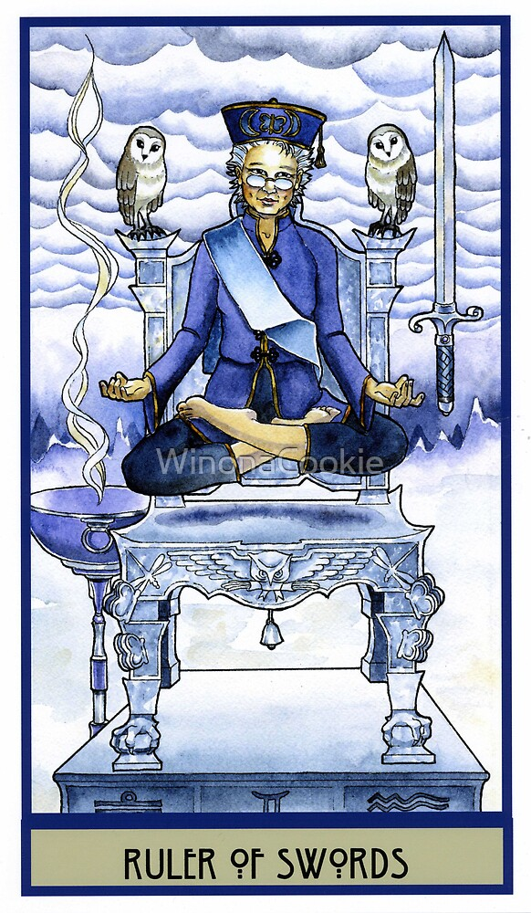 Ruler of Swords by WinonaCookie