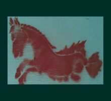 red.horse by MacLeod
