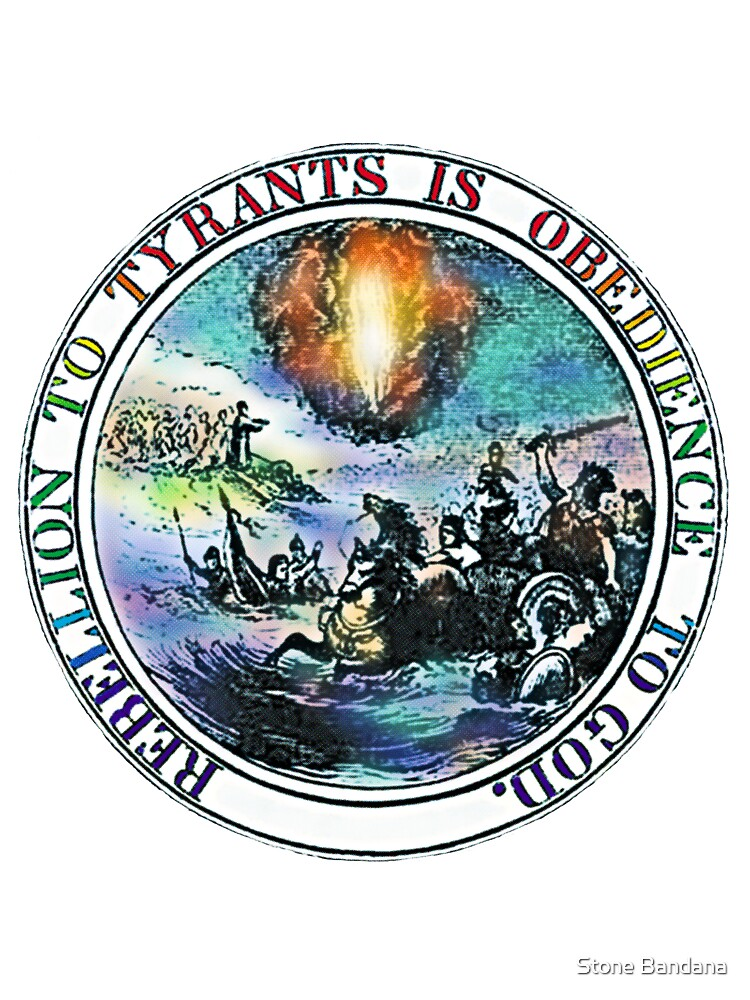 Rebellion To Tyrants Is Obedience To God by V Stone