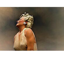 Forever Marilyn Photographic Print