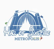 Hall (or Castle) of Justice Kids Clothes