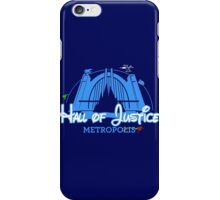 Hall (or Castle) of Justice iPhone Case/Skin