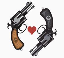 revolver by furryclown