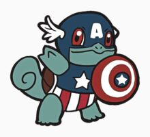 Squirtle America Kids Clothes