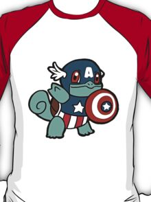 Squirtle America T-Shirt