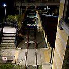 Lilyfield Light Rail station by Alexander Meysztowicz-Howen