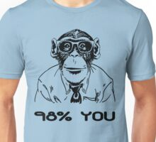 98% You Funny Geek Nerd Unisex T-Shirt