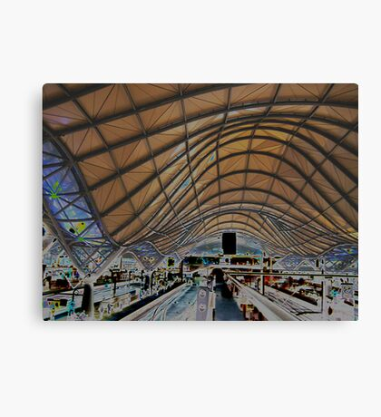 Southern Cross Railway Station, Melbourne Canvas Print