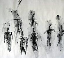Clanky Man 11 by John Douglas