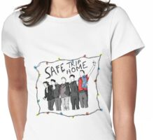one direction - safe trip home Womens Fitted T-Shirt