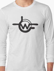 Wang Computers 1970 Long Sleeve T-Shirt