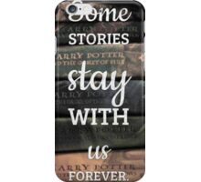 Harry Potter Book Quote iPhone Case/Skin