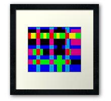 Abstract - 0001 - Hangover Helper Framed Print