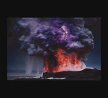 Kilauea Volcano at Kalapana 5 T-Shirt