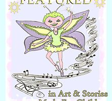 Featured in Art and Stories Made for Children by Lorna Gerard