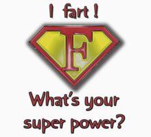 Super Fart by David Geoffrey Gosling (Dave Gosling)