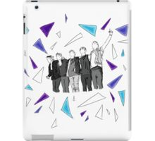 one direction group [shards] iPad Case/Skin