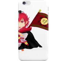 Magi: Ren Kouen Chibi iPhone Case/Skin