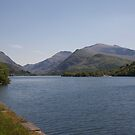 Llyn Padarn ( lake ) by ccrcats