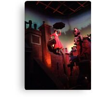 Mary Poppins- The Great Movie Ride Canvas Print