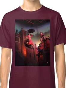 Mary Poppins- The Great Movie Ride Classic T-Shirt