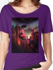 Mary Poppins- The Great Movie Ride Women's Relaxed Fit T-Shirt