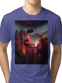 Mary Poppins- The Great Movie Ride Tri-blend T-Shirt