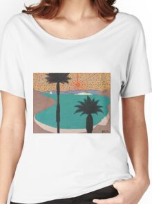 Island Summer Vision Women's Relaxed Fit T-Shirt