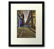 Shambles #2 - York Framed Print