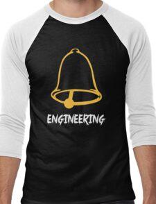 Ghanta Engineer Funny Geek Nerd Men's Baseball ¾ T-Shirt