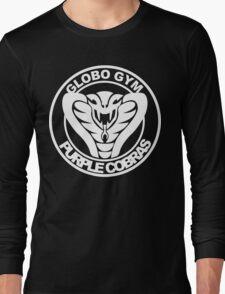 Globo Gym Funny Geek Nerd Long Sleeve T-Shirt