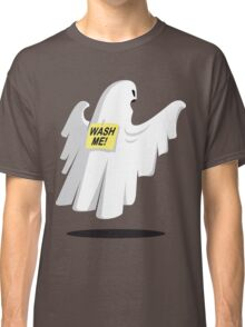 Haunted Humor Funny Geek Nerd Classic T-Shirt