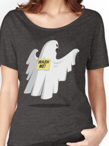 Haunted Humor Funny Geek Nerd Women's Relaxed Fit T-Shirt