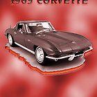 1965 CORVETTE by Robert Reavis