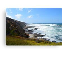 Secret Coastline Canvas Print