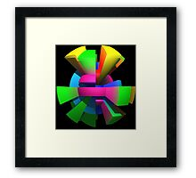 Abstract - 0002 - Hangover Helper Framed Print