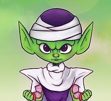 DBZ: Piccolo by bonejangless