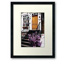 For Rent Framed Print