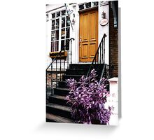 For Rent Greeting Card