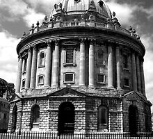 Radcliffe Camera by woolleyfir