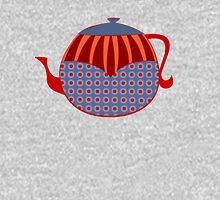 Rolly Retro Teapot Womens Fitted T-Shirt