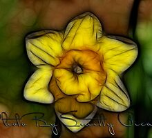 Yellow Flower by Smitty