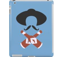 Hot Sauce Bandito Funny Geek Nerd iPad Case/Skin