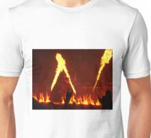 Rammstein , must be hot there  Unisex T-Shirt