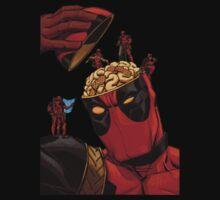 Deadpool Brain Kids Clothes